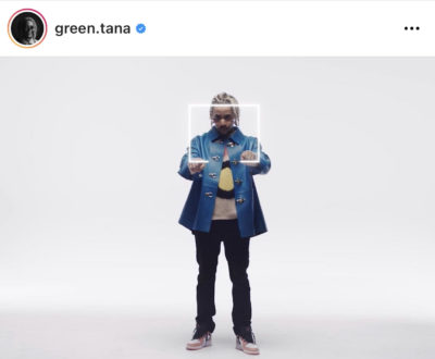 Green Montana - Jordan I Pink Qwartz