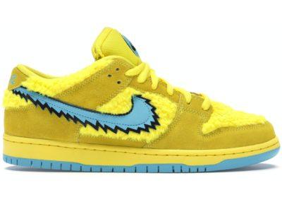 6. The Grateful Dead x Nike SB Dunk Low