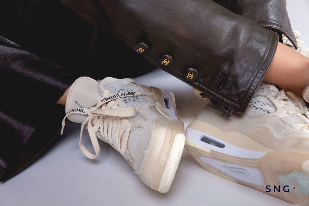 Style 5 - Air Jordan 4 x Off-White (1)