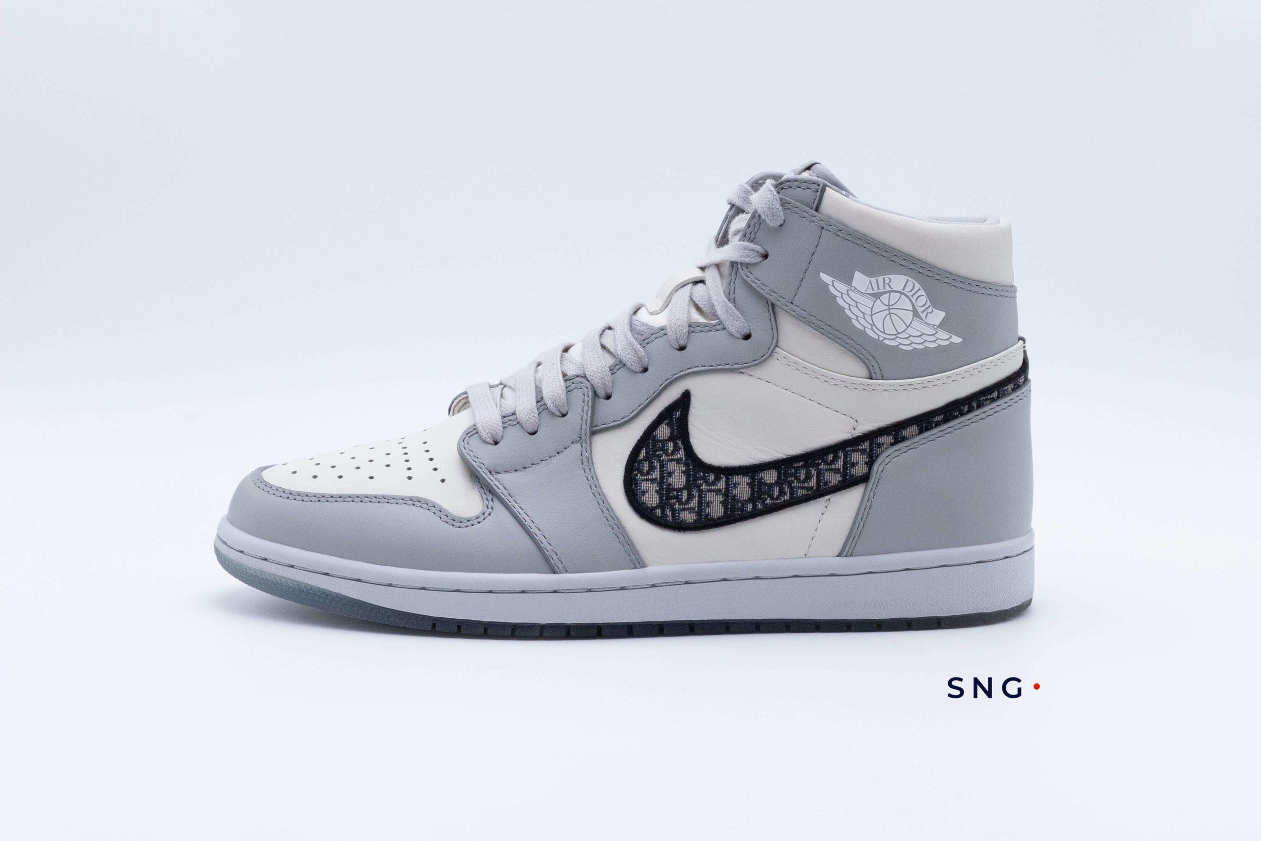 Air Jordan 1 - Dior High - Sneakers And Go