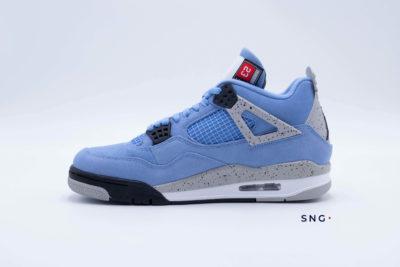Air Jordan 4 - University blue 2