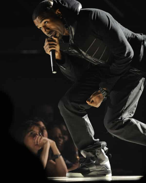 Kanye West aux Grammy Awards