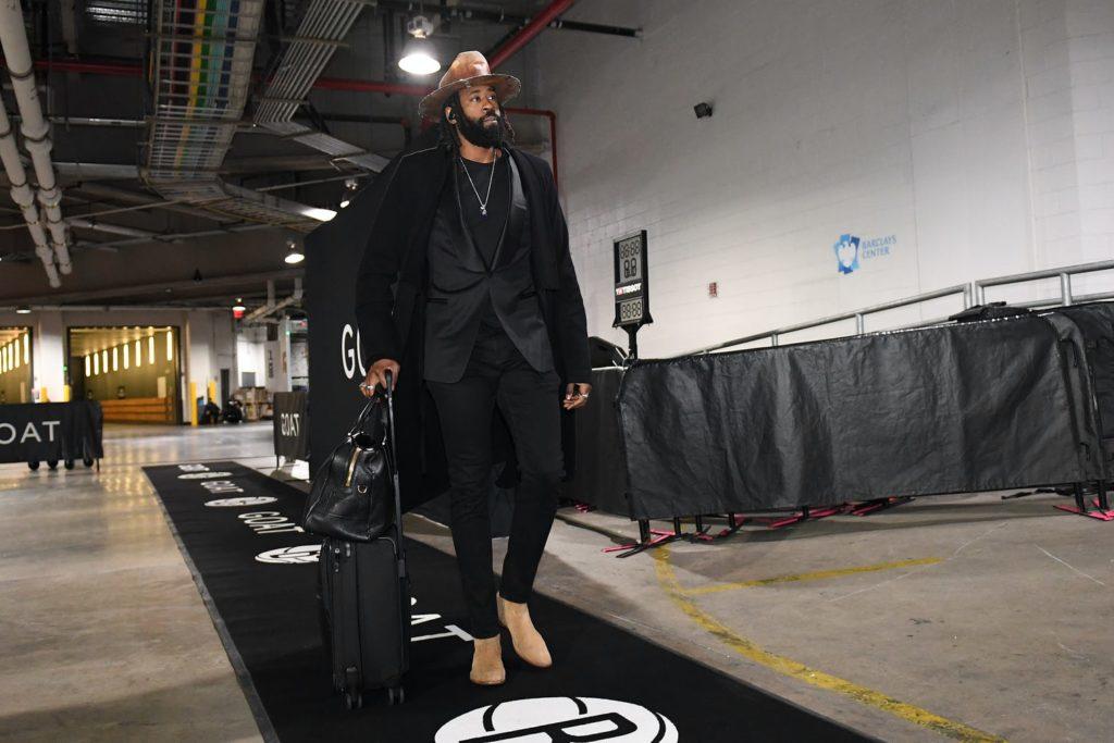 Deandre Jordan Style
