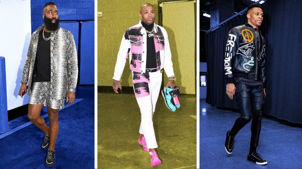 Style joueurs NBA
